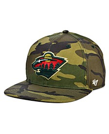 Minnesota Wild Grove Captain Cap