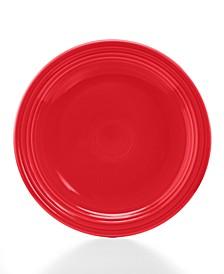 """Scarlet 10.5"""" Dinner Plate"""