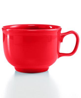 Scarlet Jumbo Cup