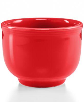 Scarlet Jumbo Bowl