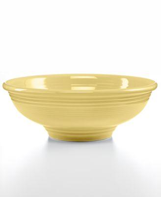 Ivory Pedestal Bowl