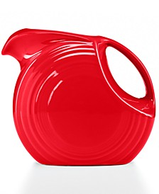 67 oz. Large Disk Pitcher