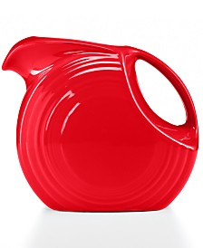 Fiesta 67 oz. Large Disk Pitcher