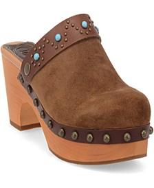 Women's Woodstock Platform Sandal