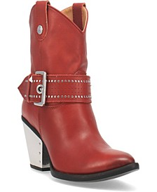 Women's Backstage Leather Bootie
