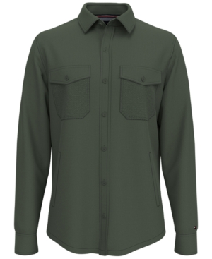 Tommy Hilfiger Men's Wyatt Shirt Jacket