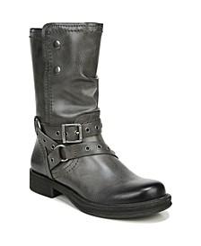 Faith Mid Shaft Boots