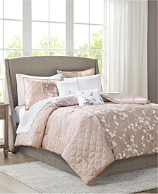 Aurelia 9-Pc. Queen Comforter Set