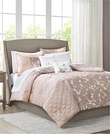 Aurelia 9-Pc. Queen Comforter Set