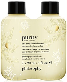 2-Pc. Purity Made Simple Cleanser Set