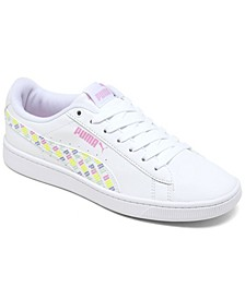 Big Girls Vikky Repeat Casual Sneakers from Finish Line