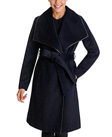 BCBGeneration Belted Wrap Coat