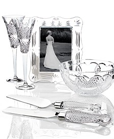 Crystal Gifts, Wedding Collection