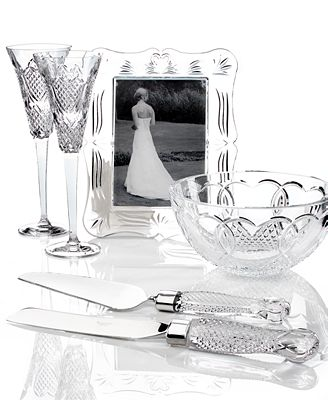 Waterford Crystal Gifts, Wedding Collection