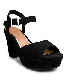 Women's Eclectik Platform Dress Sandals
