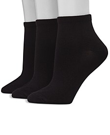 Women's Ultimate ComfortSoft 3pk Ankle Socks