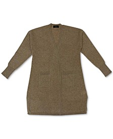 Cashmere Maxi Duster Cardigan, Regular & Petite Sizes, Created for Macy's