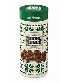Moose Munch All Dark Chocolate 18oz Canister