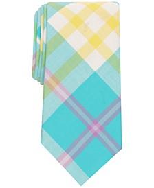 Men's Brecon Slim Plaid Tie, Created for Macy's