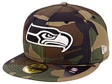 Seattle Seahawks Basic Fashion 59 FIFTY-FITTED Cap