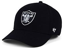 Las Vegas Raiders Kids Team Color MVP Cap