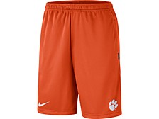 Nike Men's Clemson Tigers Dri-fit Coaches Shorts