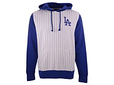Los Angeles Dodgers Men's Pinstripe Hoodie