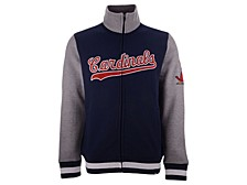 St. Louis Cardinals Men's Iconic Track Jacket