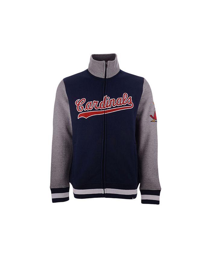 '47 Brand - St. Louis Cardinals Men's Iconic Track Jacket