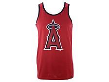 Los Angeles Angels Men's Splitter Imprint Tank