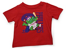 Philadelphia Phillies Infant Baby Mascot T-Shirt
