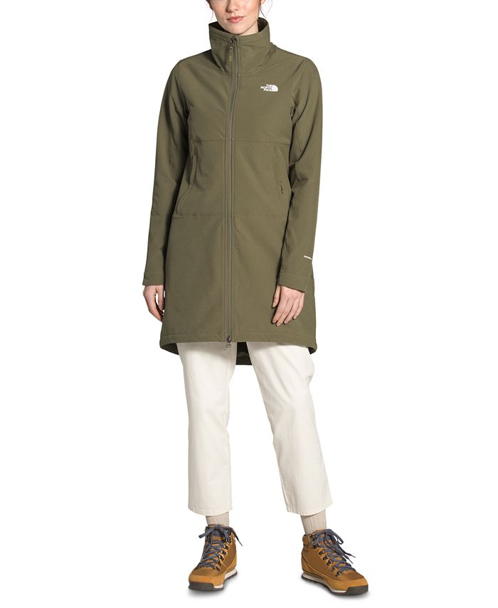 The North Face - Shelbe Raschel Fleece-Lined Hooded Parka