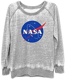 Juniors' NASA Sweatshirt
