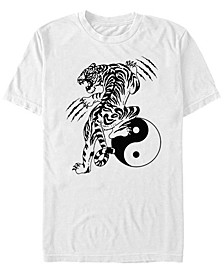 Tiger Claw Men's Short Sleeve T-Shirt