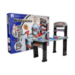 Mag-Genius Extra Large Junior Work Bench and Power Tool Station Toy