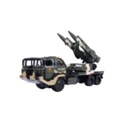 Big-Daddy Army Series Twin Anti-Aircraft Missiles