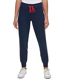Pull-On Drawstring Sweatpants