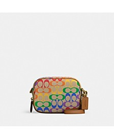 Camera Bag 16 In Rainbow Signature Canvas