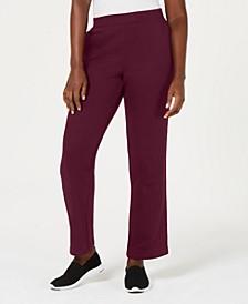 Fleece Pants, Created for Macy's