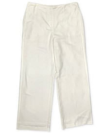 Flat-Front Trousers, Created for Macy's