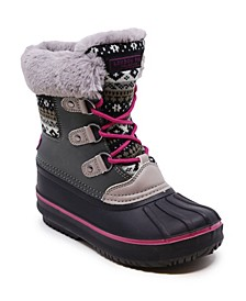 Toddler Girls Winter Boot