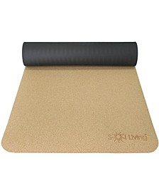 Plain Cork Yoga Mat