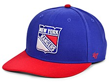 New York Rangers Pro Fitted Cap