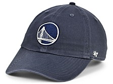 Golden State Warriors Basic Fashion Clean Up Cap