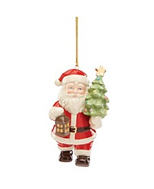2020 Santa & Tree Ornament
