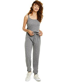 Sleeveless Cashmere Jumpsuit, Created for Macy's
