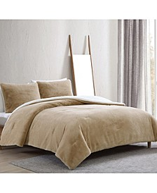 Shannon 3pc Full/Queen Comforter Set