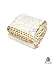 Luxury Wool Comforter, Queen