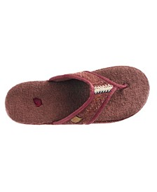 Women's Lightweight Bristol Thong Slipper