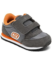 Toddler Boy's Retro Sneaks Uvox Stay-Put Casual Sneakers from Finish Line
